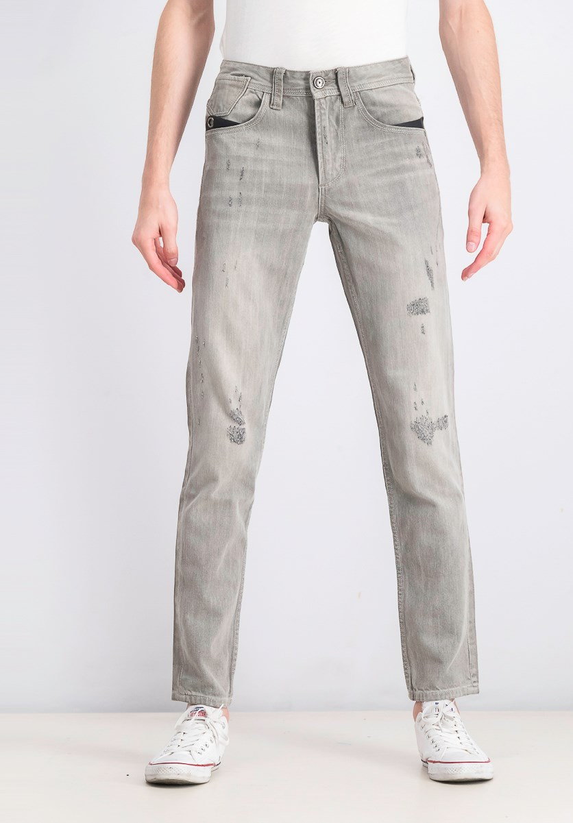 Men's Tim Jon Jeans, Grey