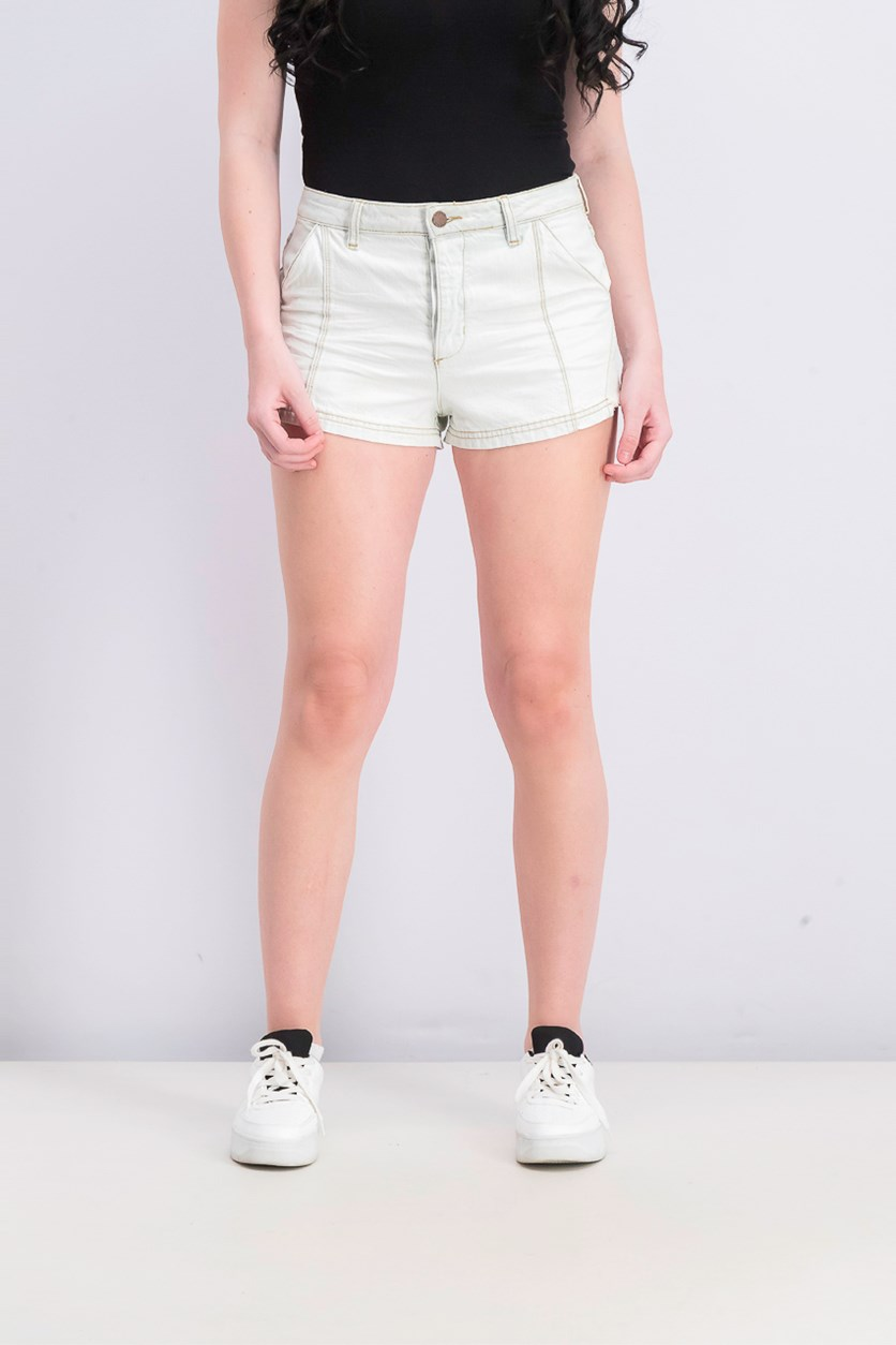 Women's Billy Denim Shorts, Washed