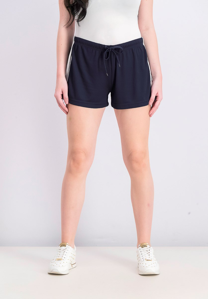 Women's Drawstring Short, Navy