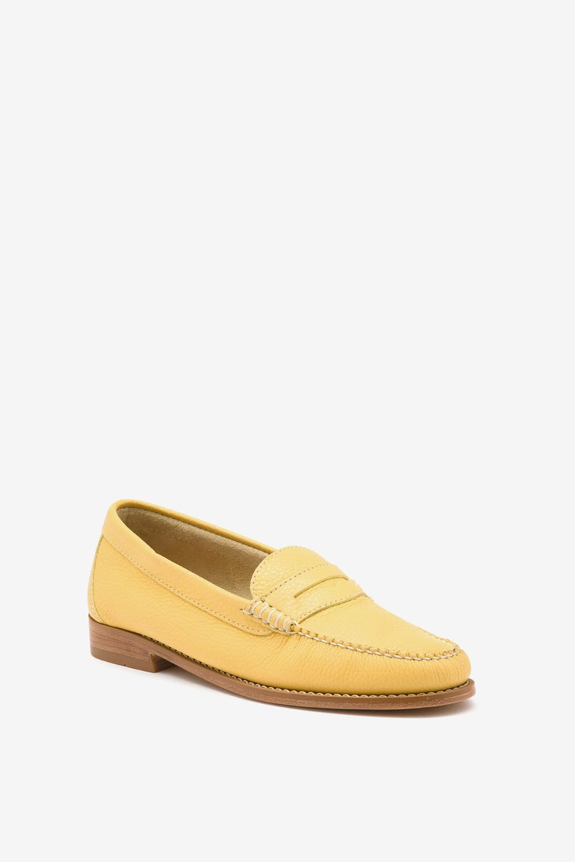 Diane Penny Loafer, Yellow