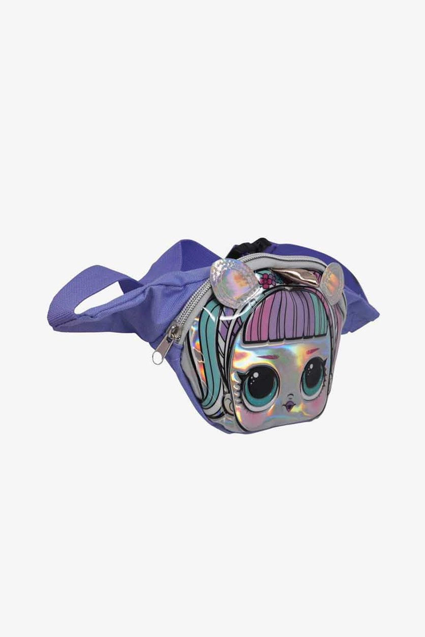Unicorn Belt Bag Fanny Pack, Purple