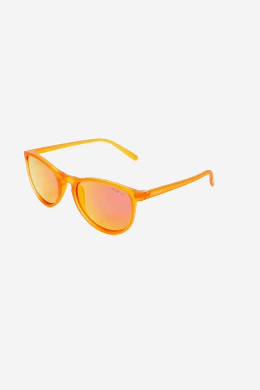 Kids Girls Polarized Sunglasses, Orange