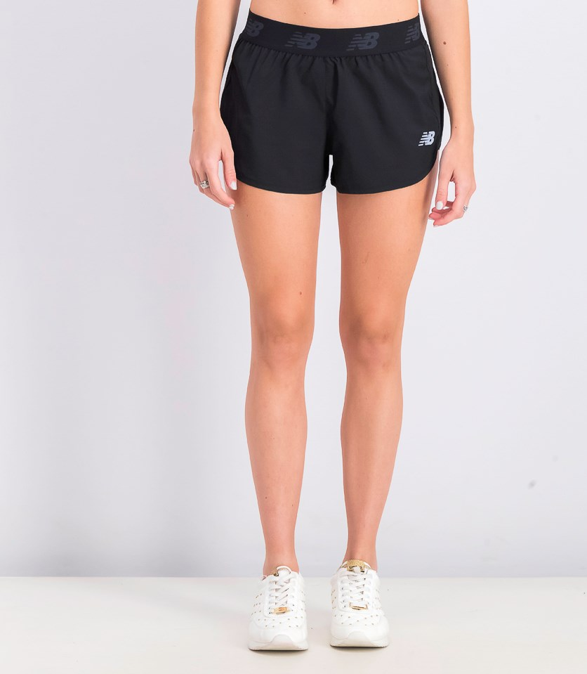 Women's Accelerate 2.5 Shorts, Black
