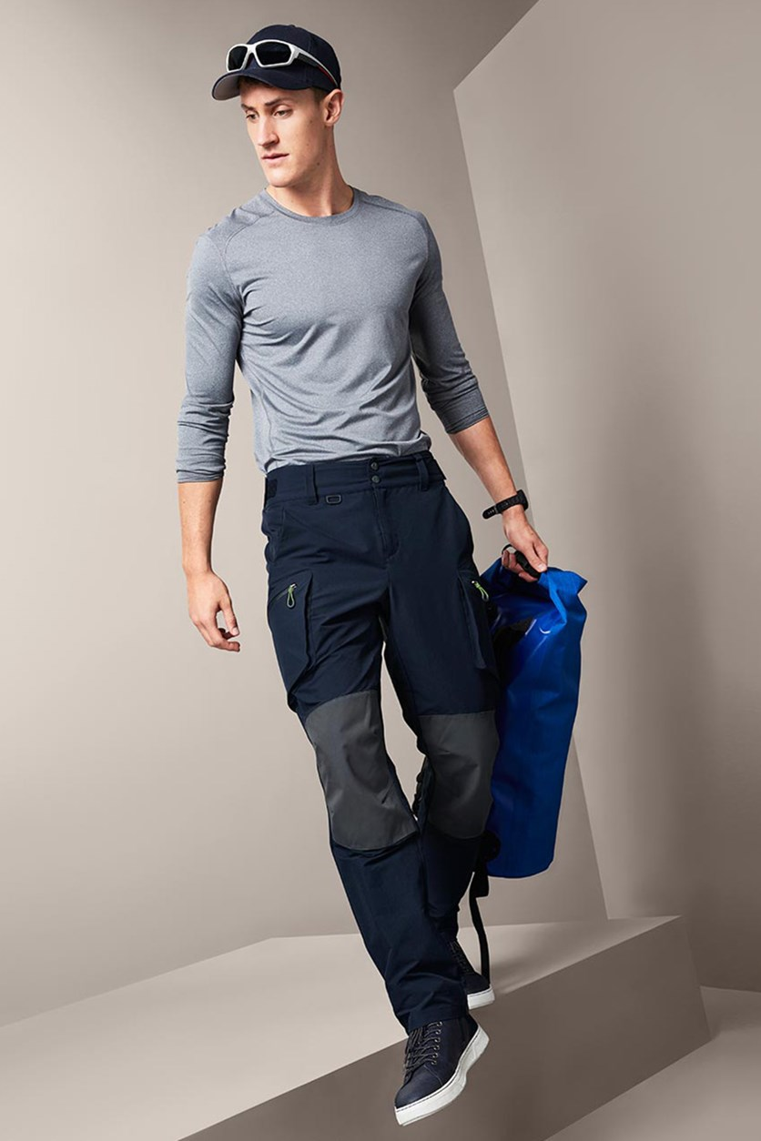 Men's Sailing And Outdoor Pants, Navy