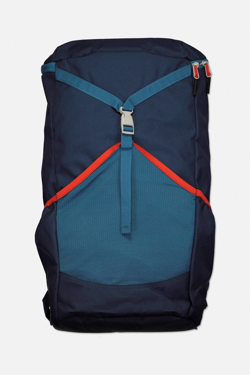 Women's Outdoor Backpack, Navy Blue