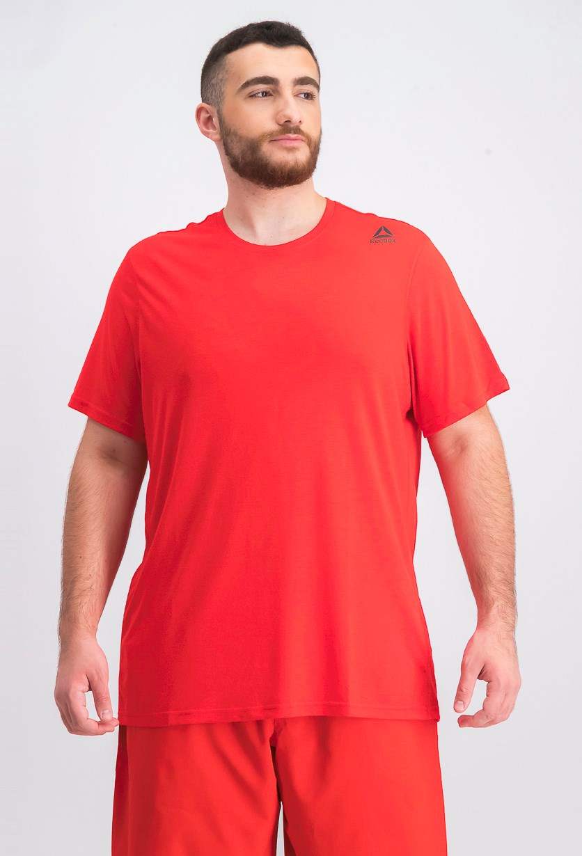 Men's Workout Ready Supremium 2.0 T-Shirt, Red