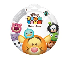 Disney Tsum Tsum Series 4 Mystery Pack, White