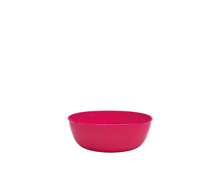 0211-0323 Confetti  Salad Bowl 25 cm, Raspberry