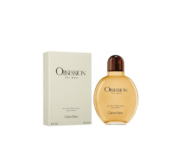 OBSESSION Eau de Toilette 125ml