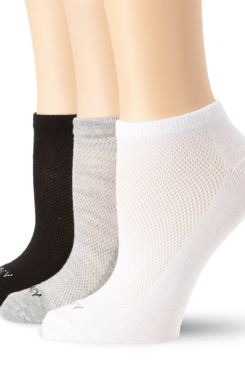 Women's 6 Pair Pack Low Cut Socks