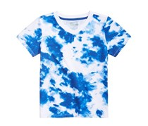 Epic Threads Little Boys Tie-Dyed T-Shirt, Federal Blue