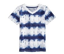 Epic Threads Toddlers Tie-Dye Shirt, Medieval Blue