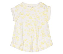 Lefties Toddlers Allover Print Tee,  White/Yellow