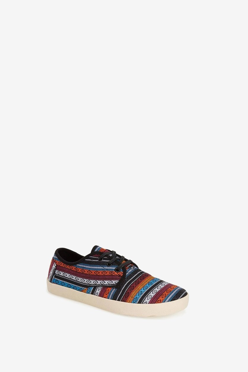 Men's Paseo Woven Sneakers, Blue