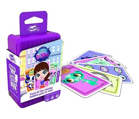 Shuffle Littlest Pet Shop Card Game, Purple