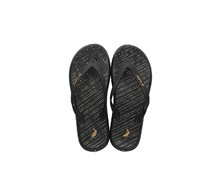 Rider Slipper R1 Ink 10611, Black/Yellow