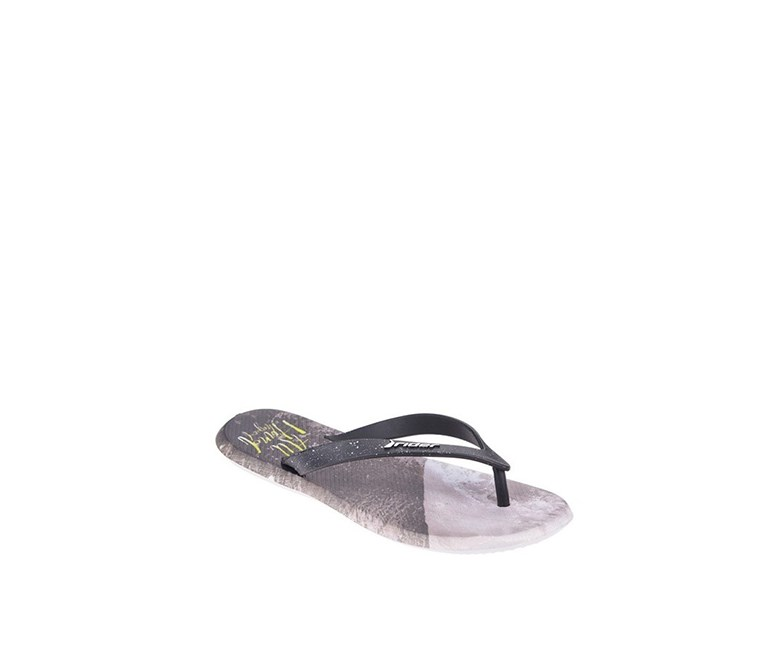 Men's Energy Ad Flip Flops, Grey/Black