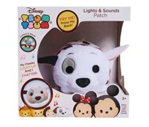 Disney Tsum Tsum Lights & Sounds Patch, White