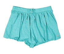 Lefties Toddler Girl Shorts, Turquoise
