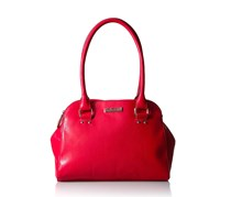 Kenneth Cole Reaction Meredith Satchel, Haute Red
