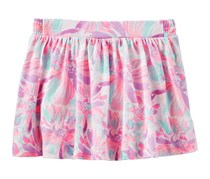 Osh Kosh Baby Girls Floral Print Scooter Skirt, Pink