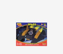 Space Building Toys, Yellow/Black