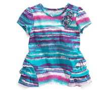 Epic Threads Girls Rosette Top, wild flower