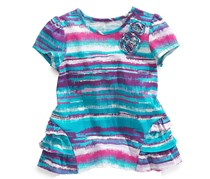Epic Threads Little Girls Rosette Top, wild flower