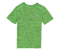New Balance Little Boys Pull-Over Top, Green