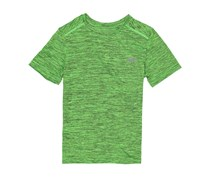 New Balance Boys Pull-Over Top, Green