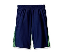 New Balance Performance Print Panel Short, Basin/Cactus/Tech