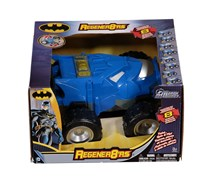 Rengener8r's Large Scale Batman Vehicles, Blue/Silver