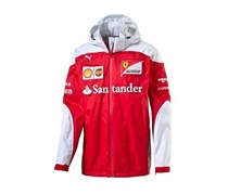 Puma Ferrari Replica SF Team Jacket , Red