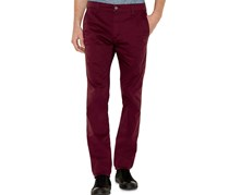 Levi's 511 Slim-Fit Stretch Hybrid Trousers, Maroon
