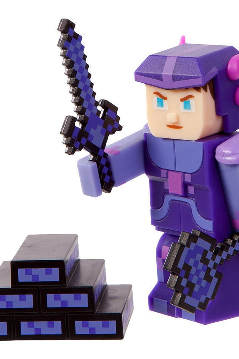 Shop Terraria Terraria Shadow Armor Action Figure, Violet
