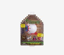 Terraria Deluxe Boss Pack: Eye of Cthulhu Boss Action Figure with Accessories, White Combo