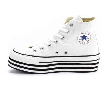 9578444adb31d4 Shop Converse Converse Chuck Taylor All Star Platform Layer Bottom ...
