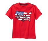 Gymboree Toddler Boy's Awesome Tee, Patriot Red