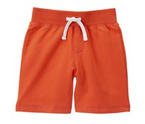 Crazy 8 Toddlers Pull On Short, Orange