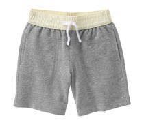 Crazy 8 Toddlers Sweat Shorts, Dark Heather Grey