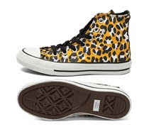 Converse Unisex Chuck Taylor All Star Animal Print, Old Gold