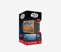 Uncle Milton Star Wars Science Jedi Holocron, Blue