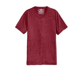 American Rag Tri-Blend T-Shirt, Weathered Red