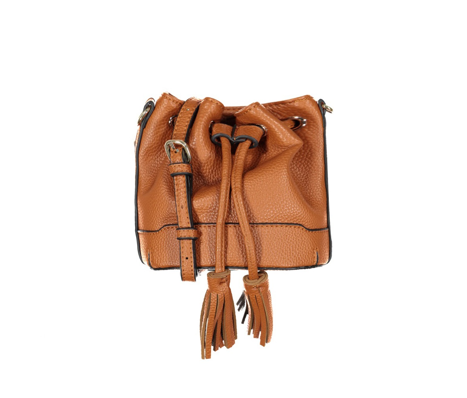 Urban Expressions Ziggy Ring Handle Crossbody Tan Brands For Less Satchel Brown 4 15543 5