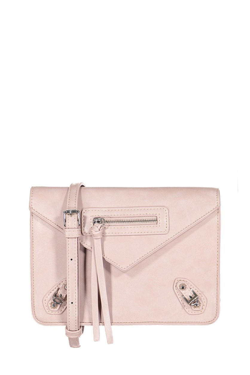 Potter Crossbody Bag, Blush