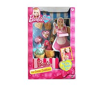 Barbie Ice Cream Creations, Pink Multi