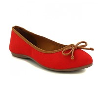 Grendha Women's Flat Shoes, Red