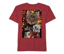 Jem Graphic-Print T-Shirt, Red