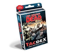 The Walking Dead Halo Tacdex Card Game