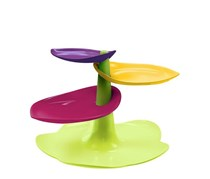 Zak! Designs Sweety Triple Pater Small, Neon Green Combo